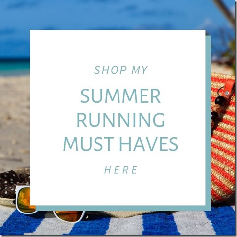 Summer Running Must Haves Amazon store